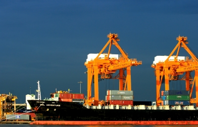 Resources exports rise despite adjusted trade balance deficit in July