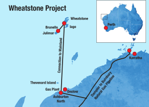 $29B Wheatstone Project generates more than 600 local jobs in Western Australia