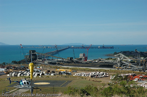 Queensland's northern ports delivering record coal haul