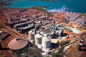 Gove alumina refinery Image credit: flickr.com User:  hug_em_