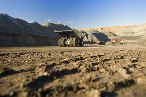 Mining in Central Queensland  Image credit: flickr User: WorkPac Group
