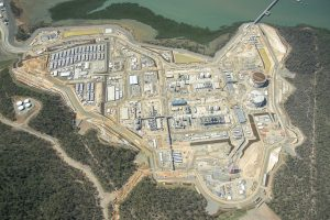 Santos LNG Project, Queensland Image credit: flickr User: santosglng
