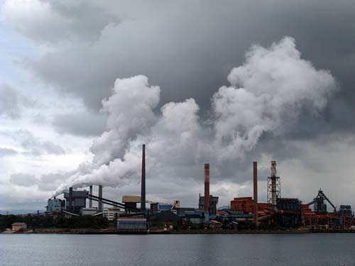 EPA Illawarra fines BlueScope Steel for windblown dust
