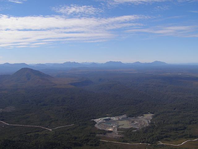 Avebury nickel mine Image credit: flickr User: Bob Kreut