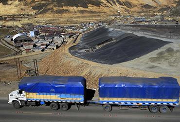 Toromocho, Peru Image credit: flickr User: Mendoza Economic