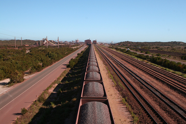Australian miners sweating over sliding iron ore prices