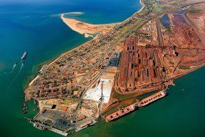Port Hedland Image credit: flickr User:  Mark Maupin