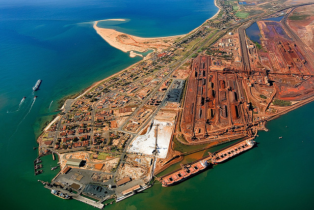 Plans for major port in the Pilbara unveiled