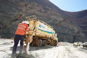 New ultra high-intensity blasting method to improve mine productivity