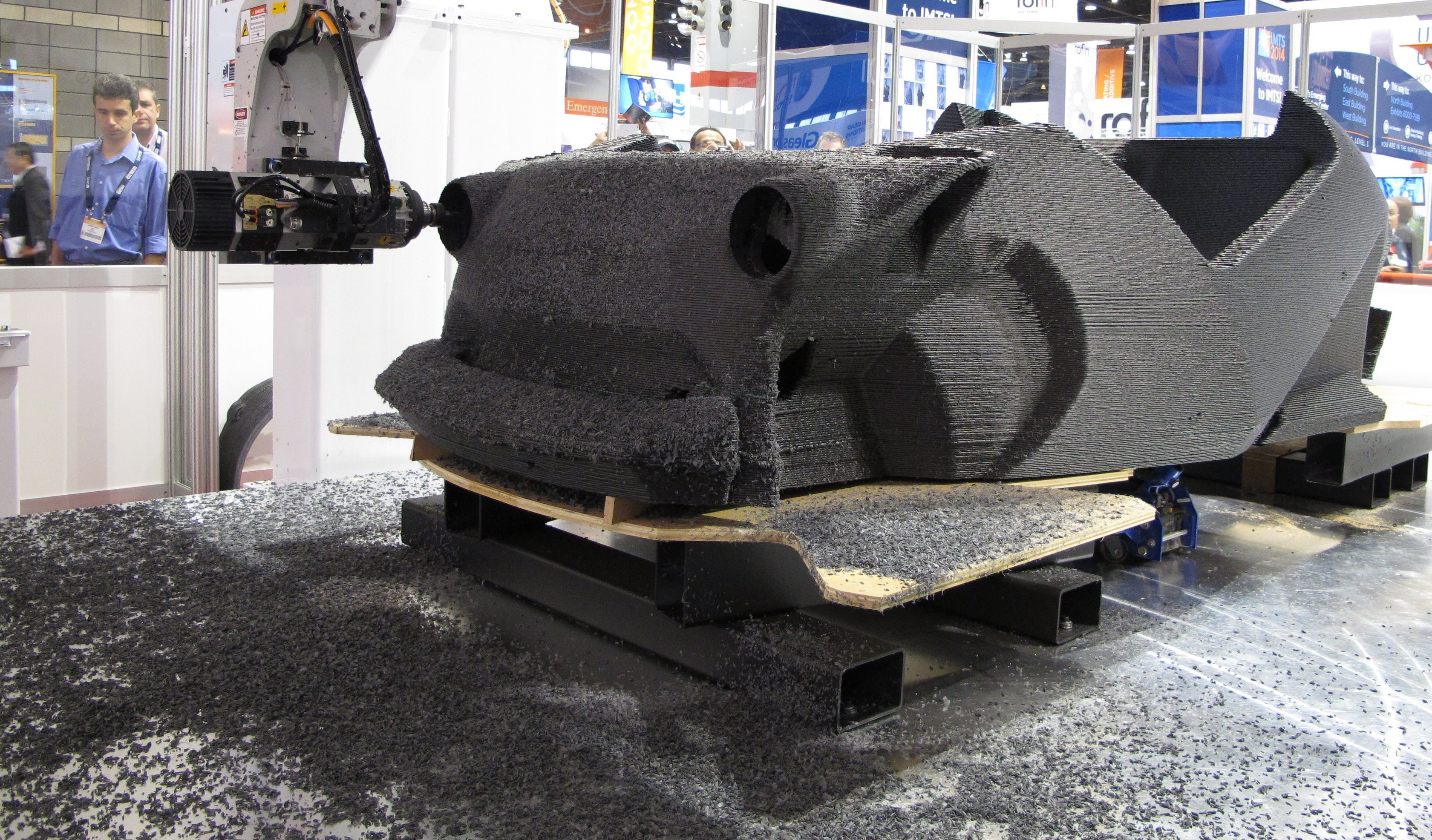 Autodesk and Local Motors Collaborate on First Spark 3D Platform Implementation