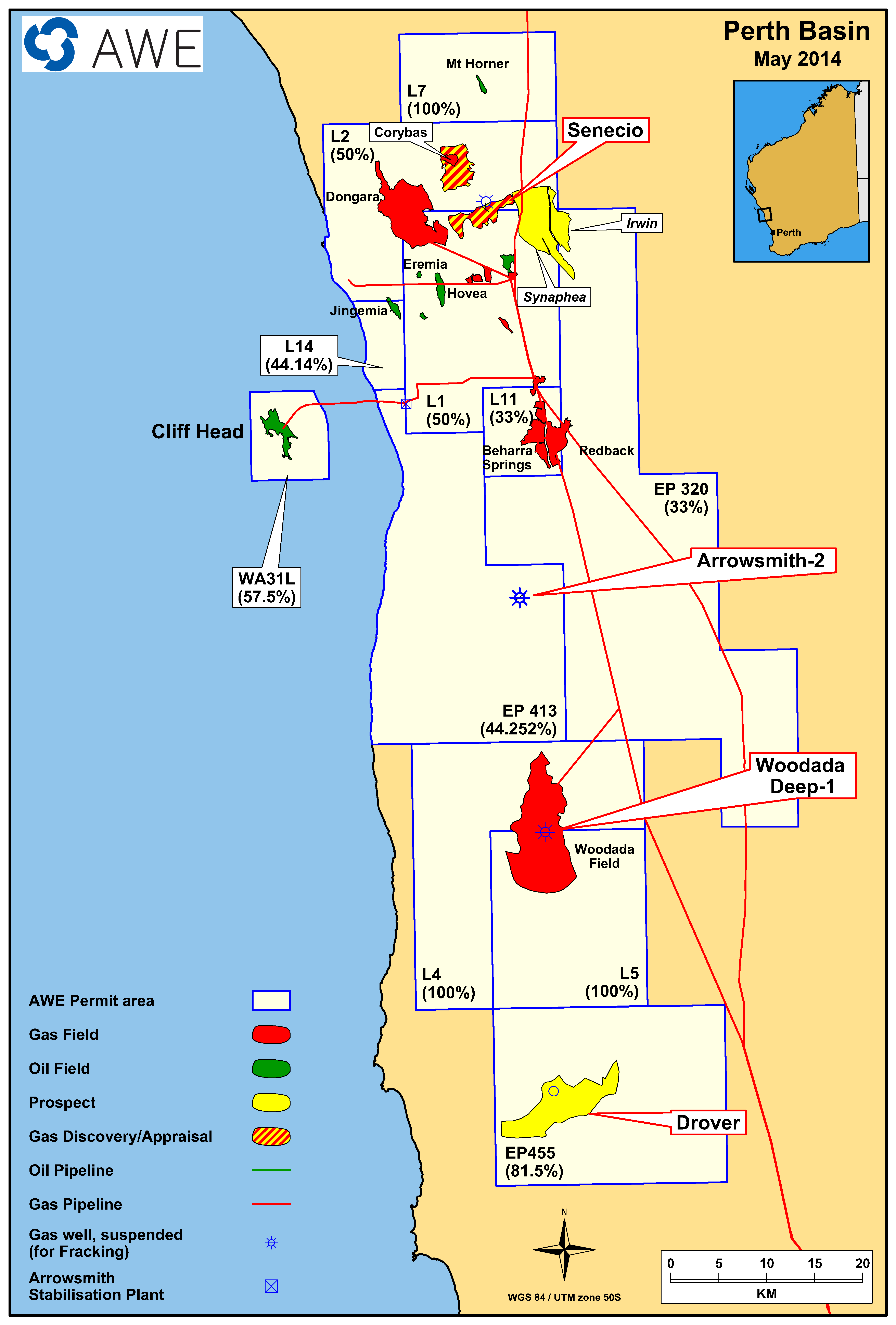 New WA Mid-West gas discovery to generate jobs and clean energy