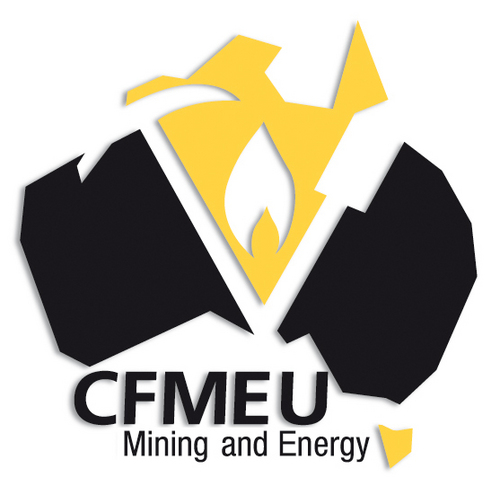 Image credit: CFMEU Mining and Energy