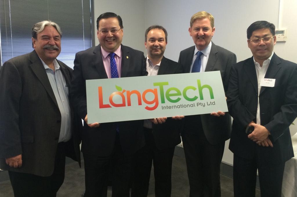 LangTech International to create 100 new jobs in Mill Park