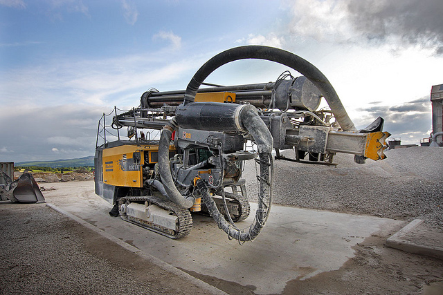 Advancing old mining techniques to create super-fast drilling