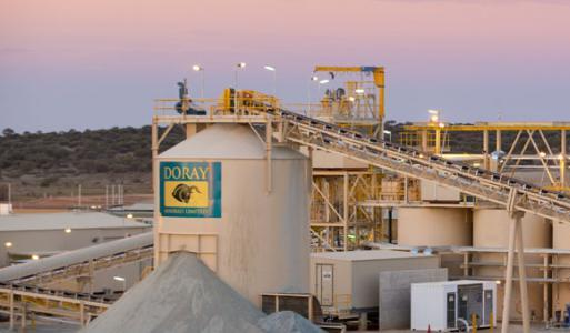 Doray Minerals announces Andy Well gold project milestones and operational update