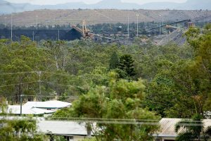 Carmichael Coal project Image credit: flickr User: Greenpeace Australia Pacific