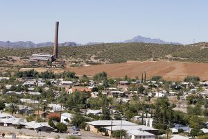 Superior, Arizona Image credit: flickr user: Resolution Copper