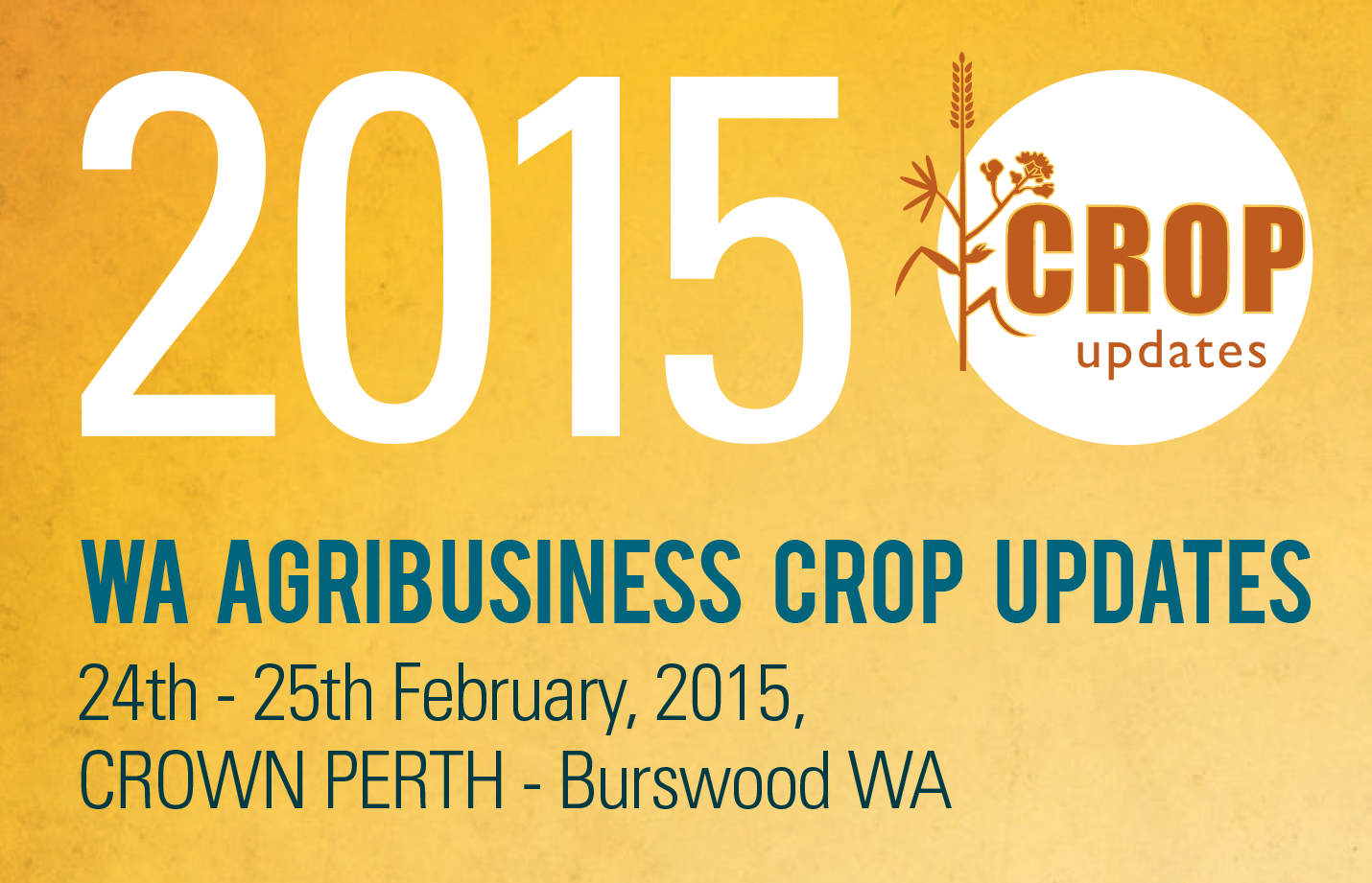 Registrations now open for premier grains event