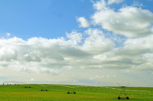 $31.5 million to improve on-farm irrigation infrastructure