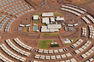 Jobs axed at Rinehart's Roy Hill iron ore project
