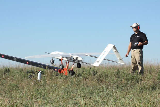 International research examines the use of UAS to detect pest insects and diseases in food crops