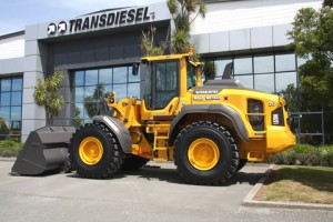 Road Metals to commission new fuel-efficient Volvo CE loaders