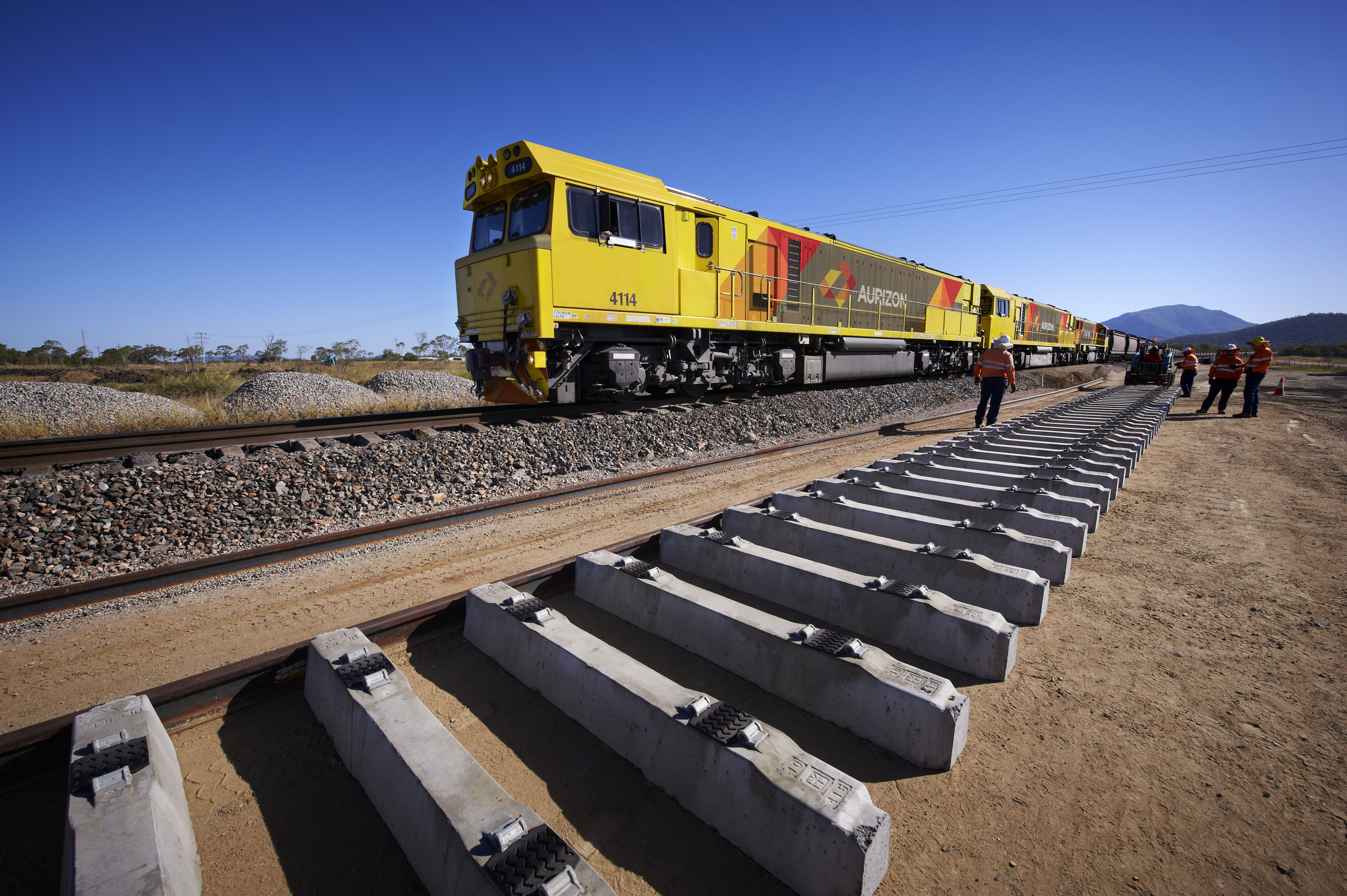 Aurizon wins battle with Unions over agreements for its Queensland operations