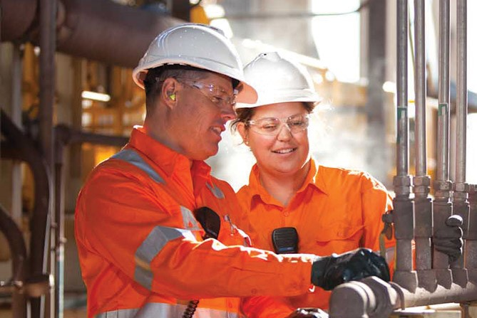 Increasing female participation in WA's resource sector to promote innovation and creativity