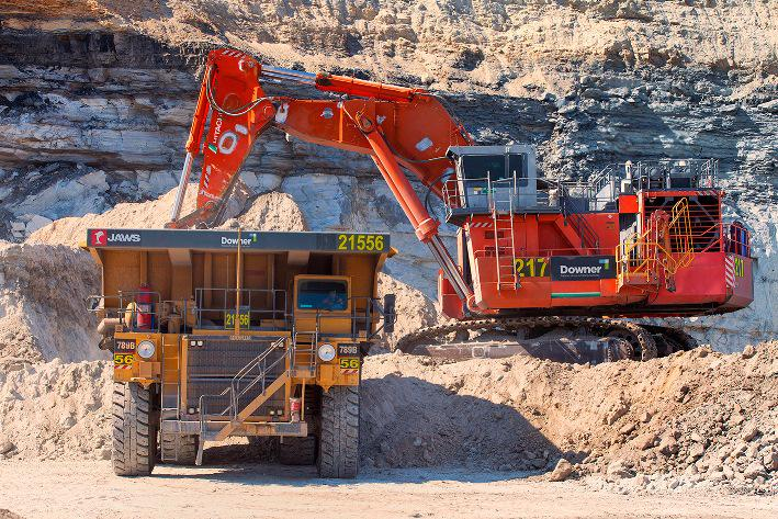 Downer EDI wins two more contracts at Blackwater Mine