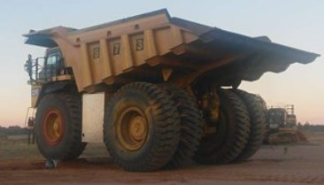 Quantum Fuel Systems Technologies Worldwide to make 5,000 psi CNG tank for mining use in Australia