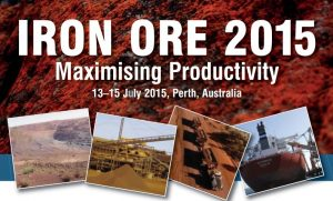 Image credit: www.ironore2015.ausimm.com.au