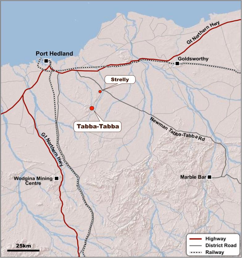 Pilbara Minerals in talks to acquire Tabba Tabba Tantalum Project