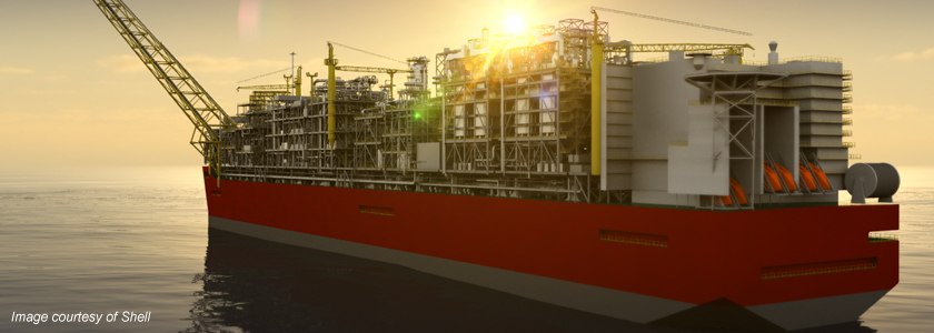 Woodside enters FEED phase for Browse FLNG Development