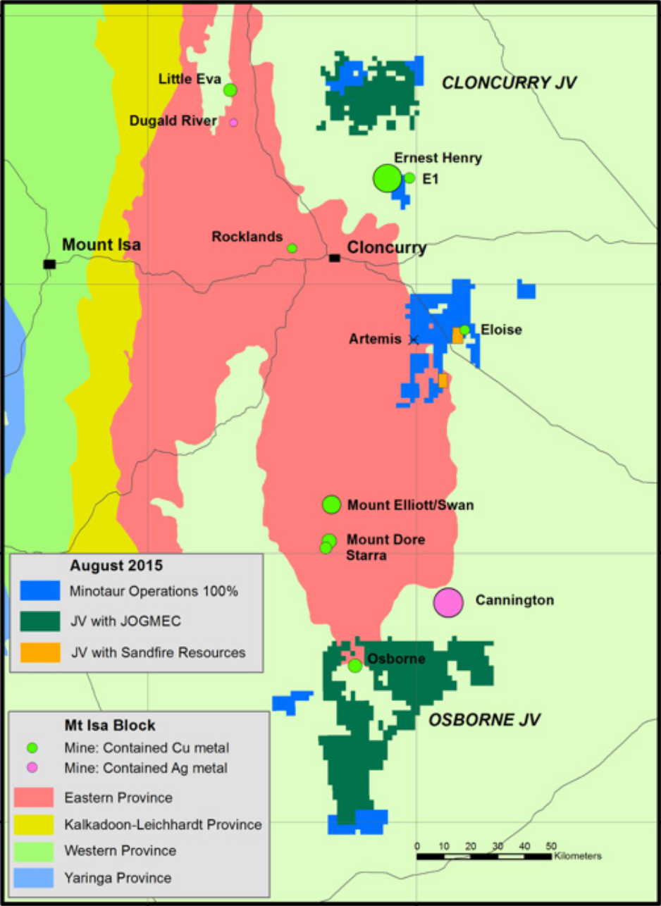 Minotaur inks $3.5m JV deal with JOGMEC in Queensland