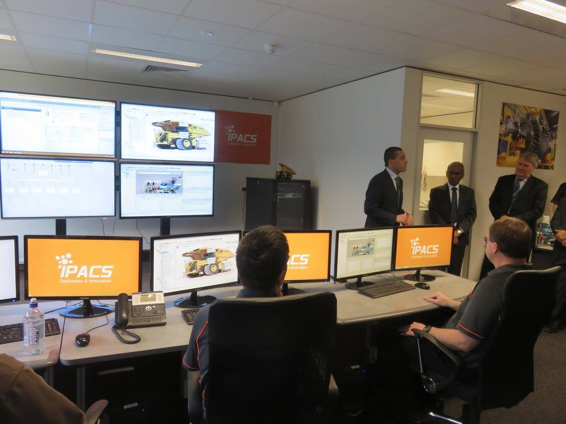 IPACS opens Remote Operation Centre in Adelaide