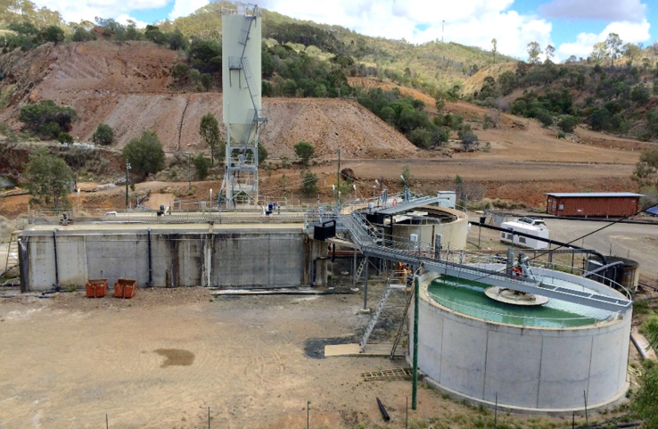 Carbine Resources wins government contract to treat contaminated water at historic Mount Morgan mine