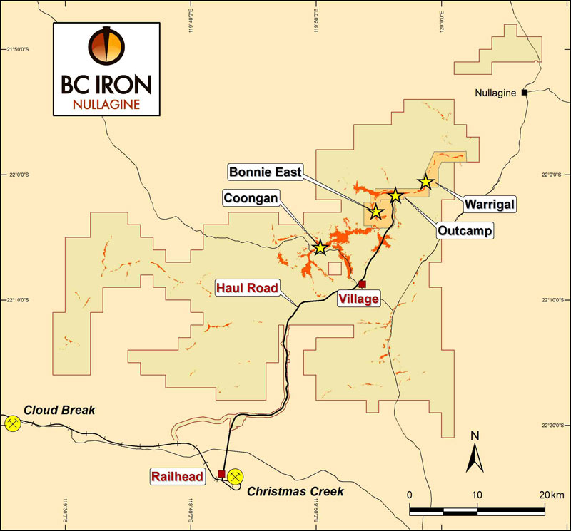 BC Iron to save $2.3m over 3 months thanks to new tariff deal with Fortescue