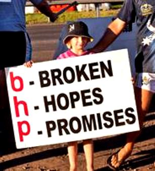 CFMEU claims Bowen Basin mines could be excluded from next BHP agreement