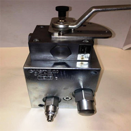 "Custom Fluidpower ""safe brake"" product wins Safety Award"