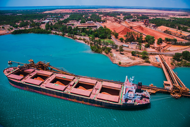 Rio approves $2.6bn Amrun bauxite project in Queensland