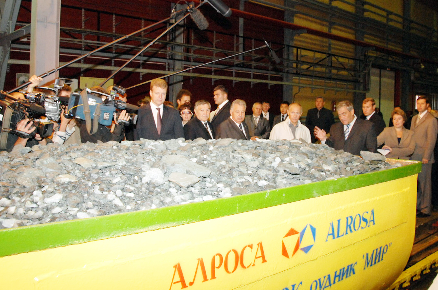 ALROSA Supervisory Board approves 2016 budget, expects diamond sales at $3.5bn
