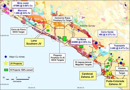 AusQuest announces commencement of maiden Peru drill program