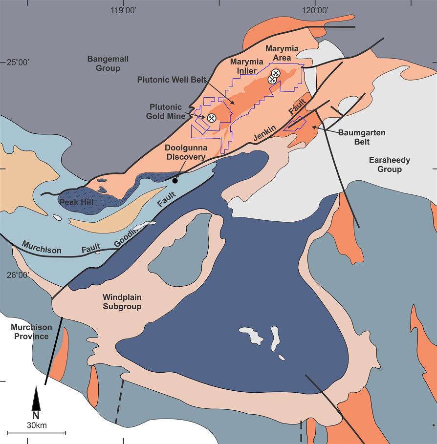 Dampier Gold announces sale Plutonic Dome Gold Project to Vango Mining