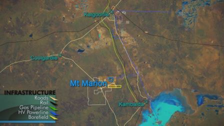 China's Ganfeng expands lithium offtake arrangements at Mt Marion Project
