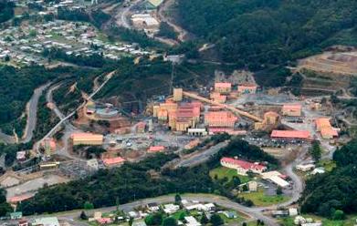 Rosebery mine celebrates 80 years of operation