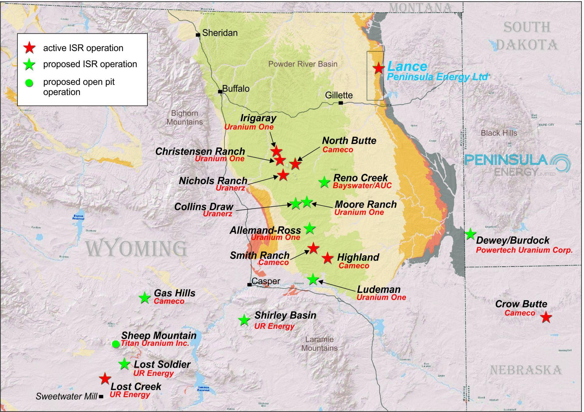 Peninsula Energy inks uranium sale agreement with a major European utility