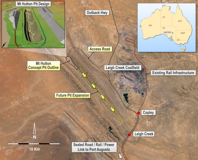 Archer Exploration signs MoU to accelerate development of Leigh Creek Magnesite Project