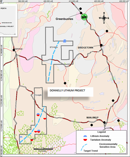 Pioneer Resources expands lithium project portfolio with new acquisition in world-class Greenbushes mineral district