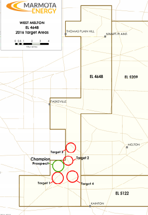 Marmota Energy to commence drilling program at West Melton tenement