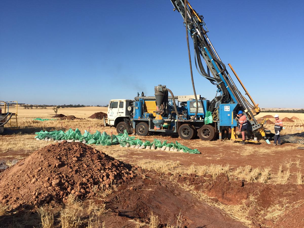 Explaurum Limited begins resource drilling program at Tampia